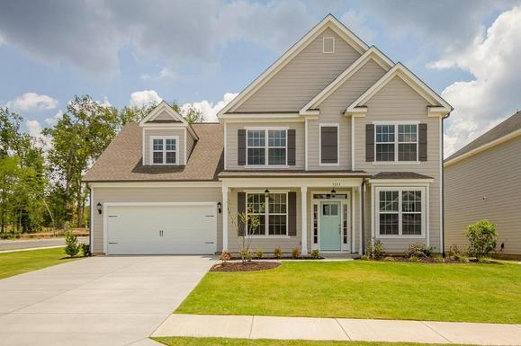 Crawford Creek Ivey Homes