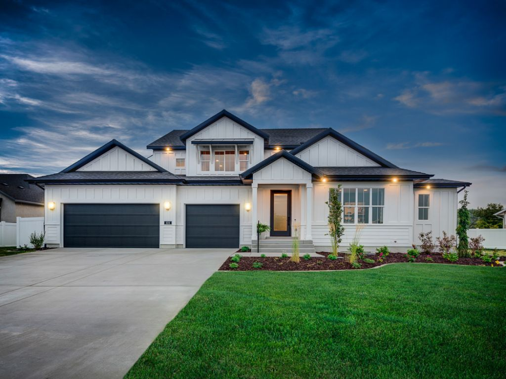 Murray Cove:Model Home