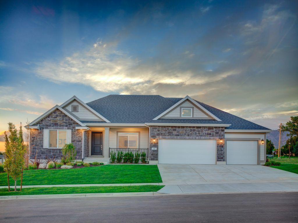 Emerald Grove:Model Home