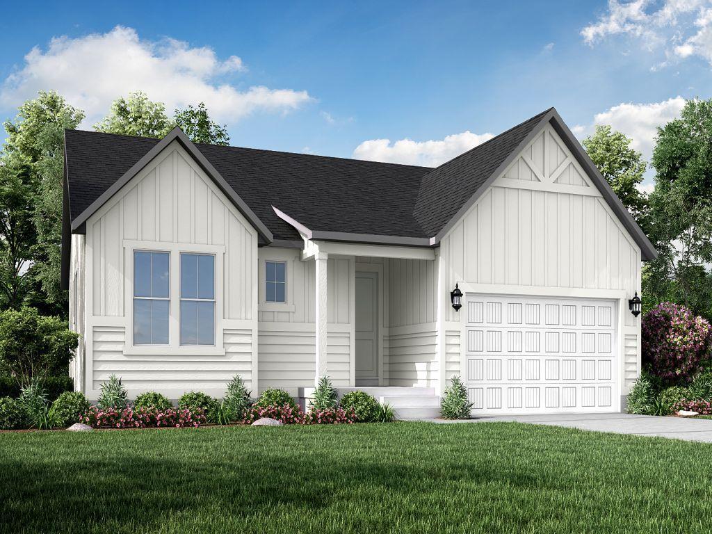 CW Farms:Model Home