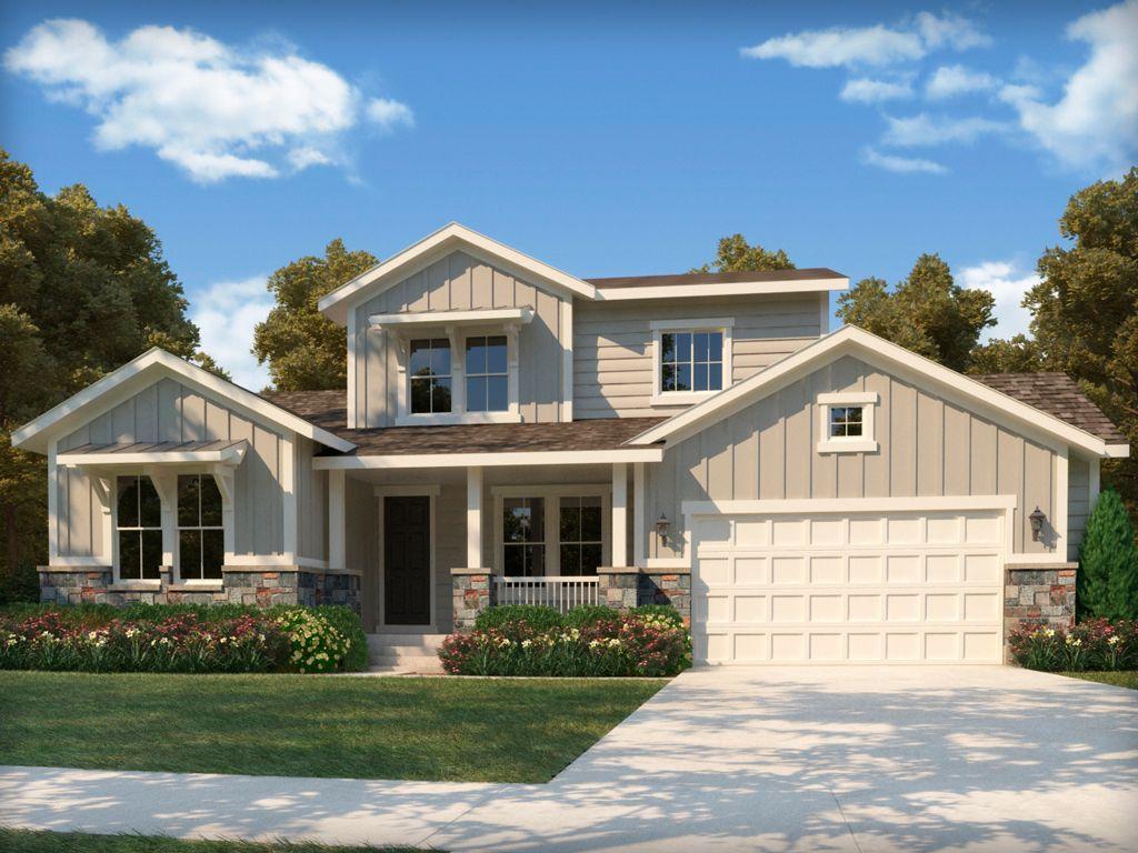 Crescent Farmhouse:Elevation