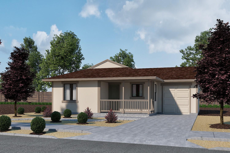 3C-Garage-Elevation:Plan 3