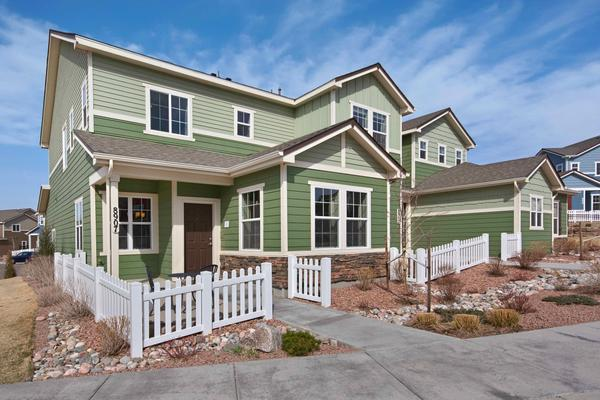 Wagons West Townhomes,80132