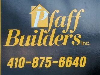 Pfaff Builders,21157