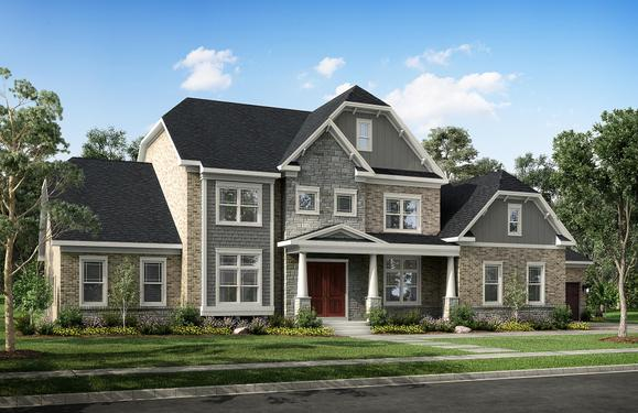 Annadale Grand at Trinity Ridge:Craftsman