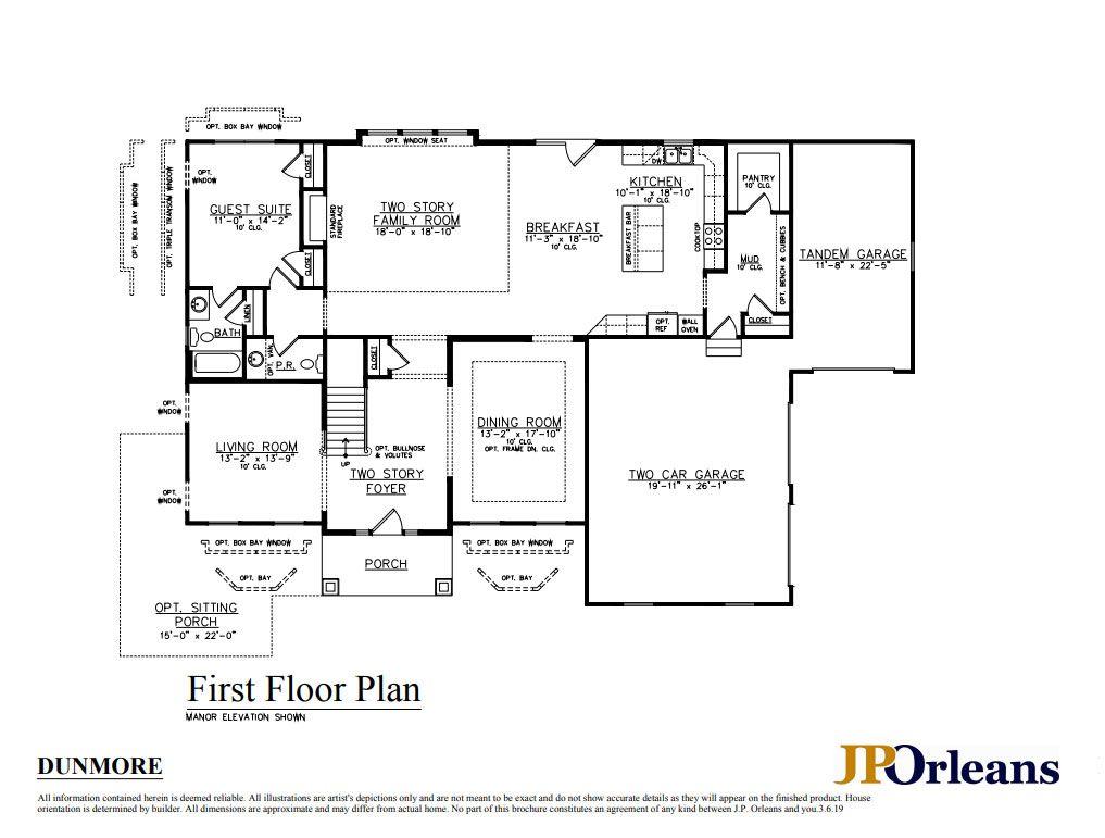 Floor Plan:Floorplan 1