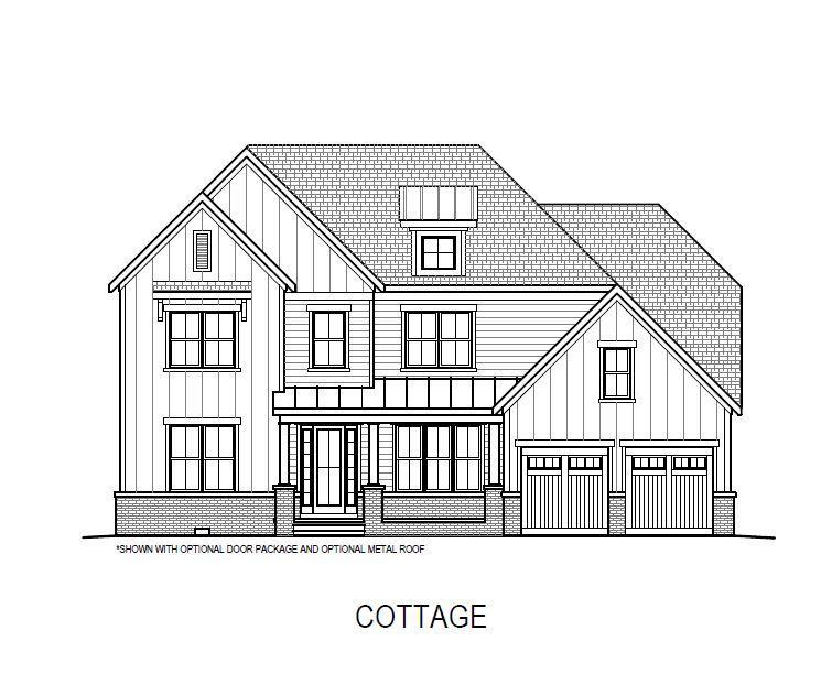 Exterior:Cottage