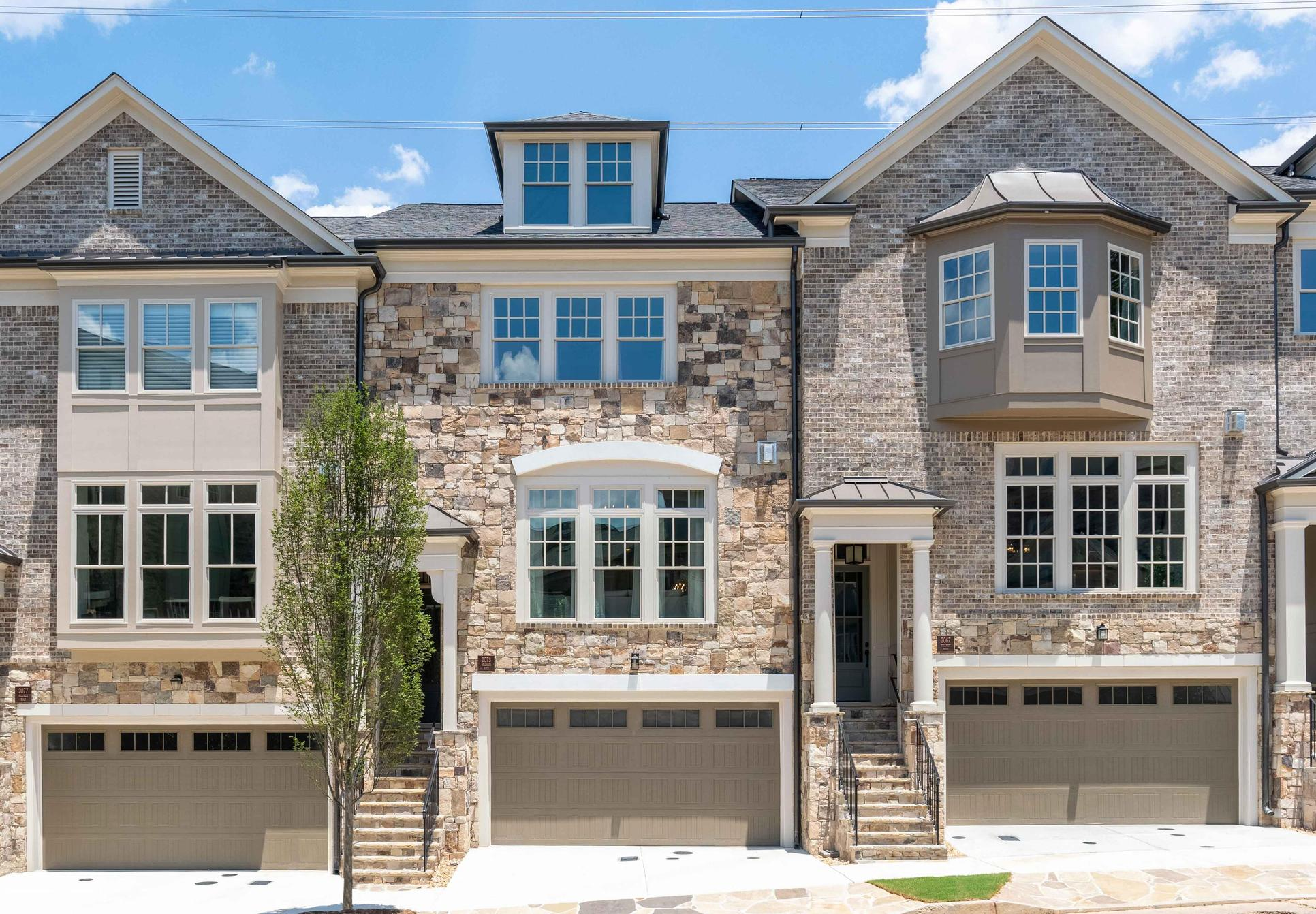 The Briarcliff Townhomes