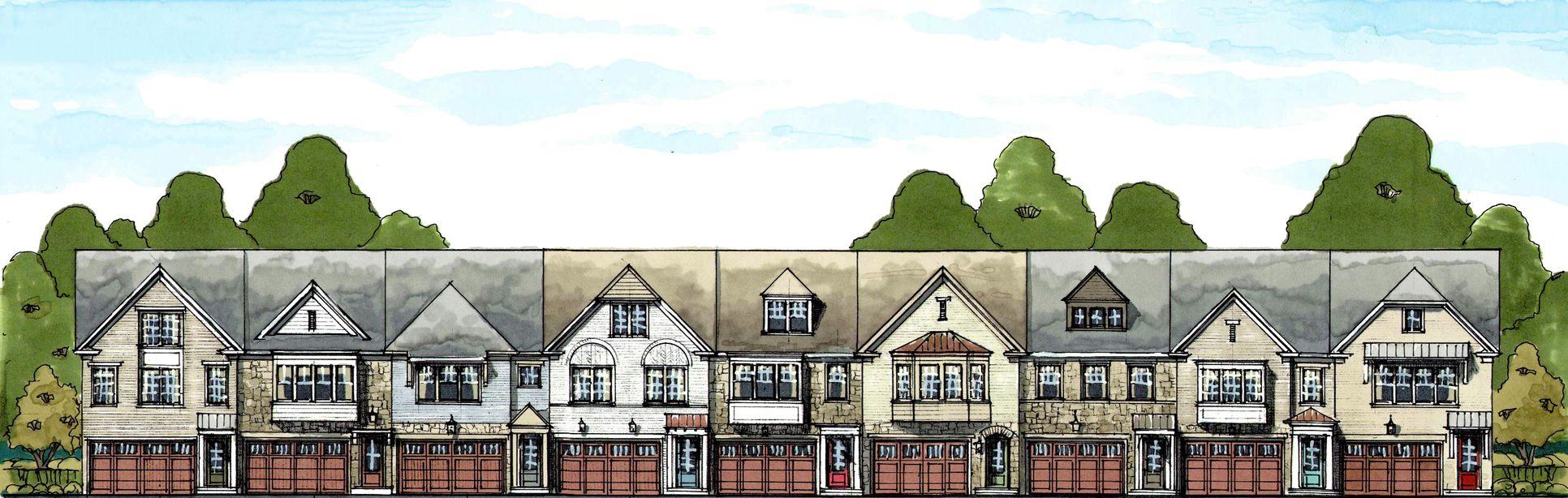 The Woodbury:Homesite 5