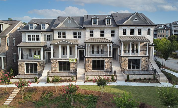 The Brookstone:Final Townhome Opportunities