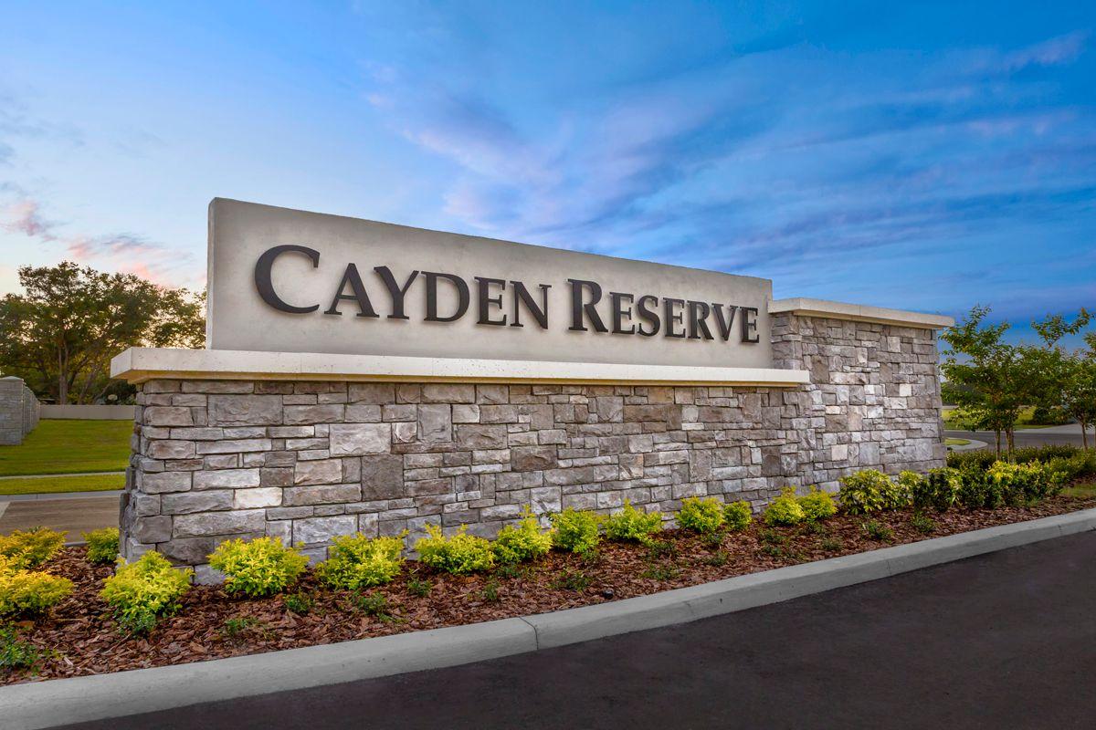 Cayden Reserve,33810