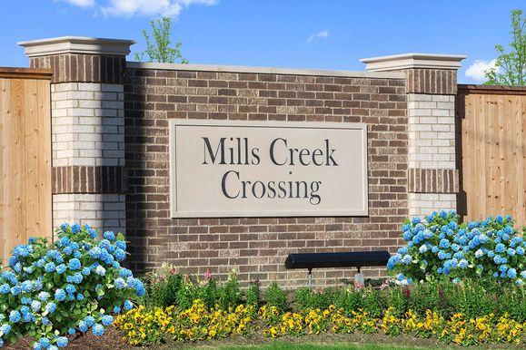 Mills Creek Crossing,77070