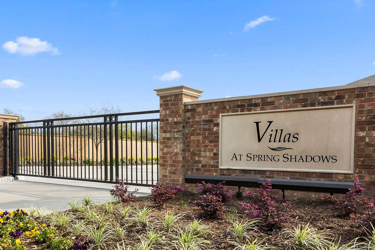 Villas at Spring Shadows,77080