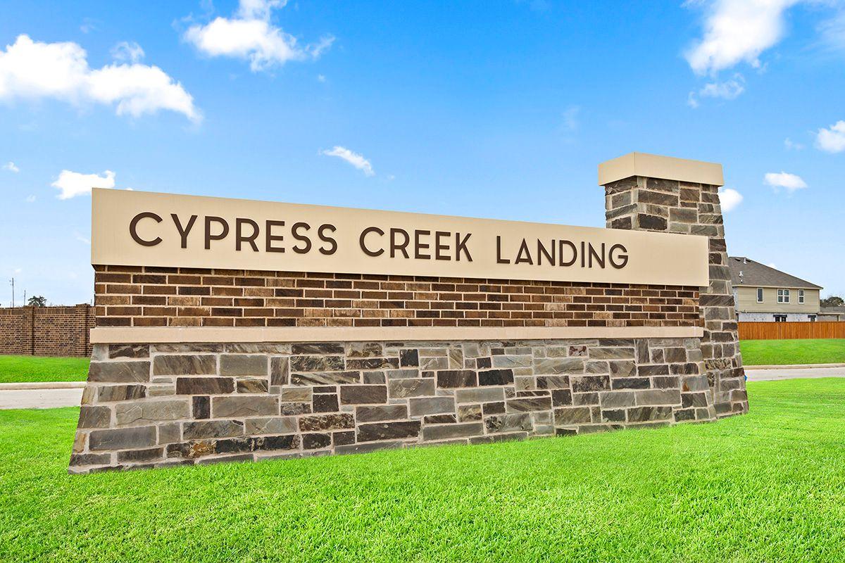 Cypress Creek Landing,77068