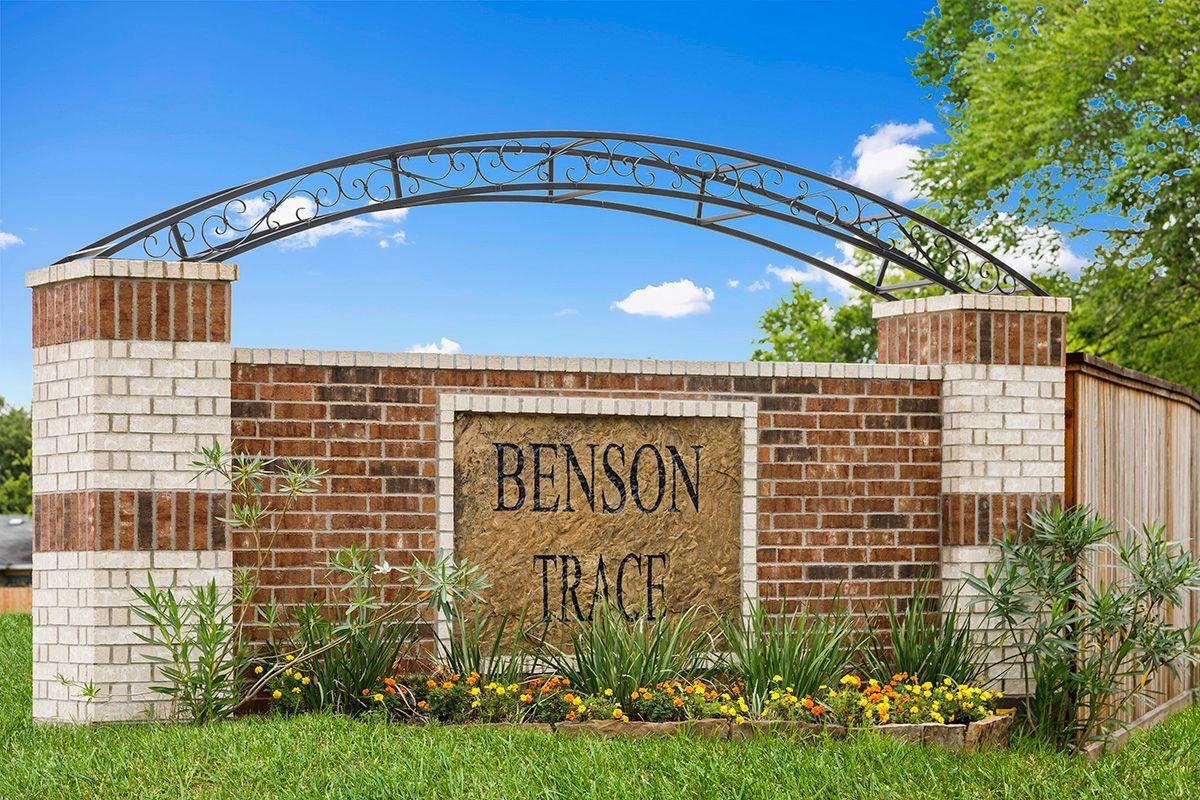 Benson Trace,77048