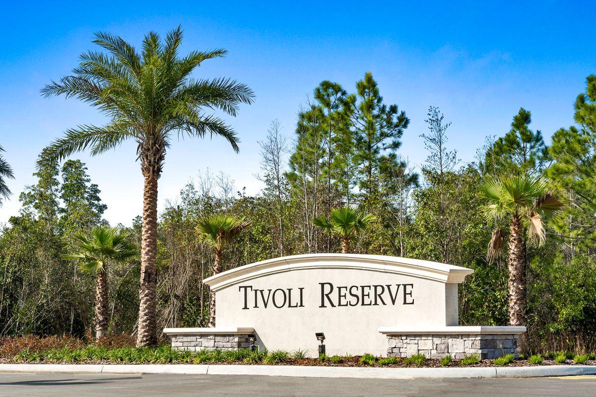 Tivoli Reserve,33896