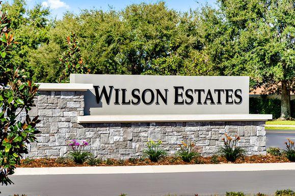 Wilson Estates,34736