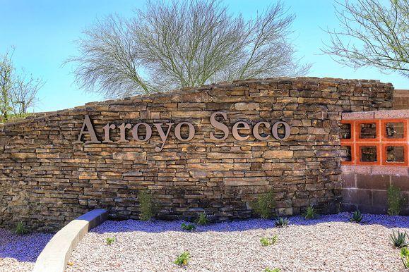 Arroyo Seco,85396