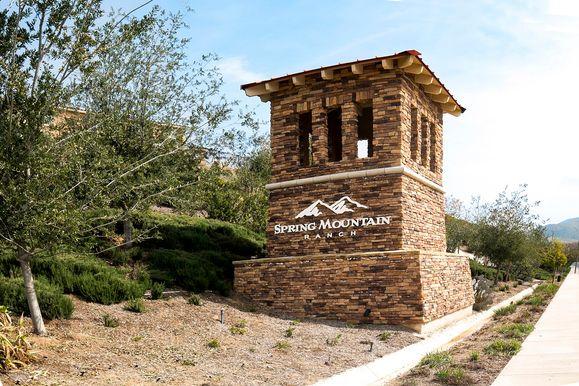 Carmel Ridge at Spring Mountain Ranch,92507