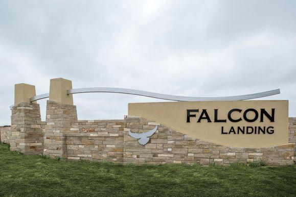 Falcon Landing,78253