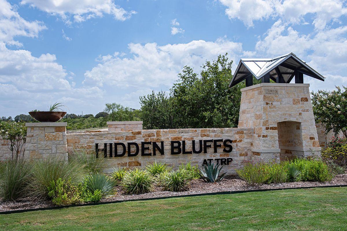 Hidden Bluffs at TRP,78245