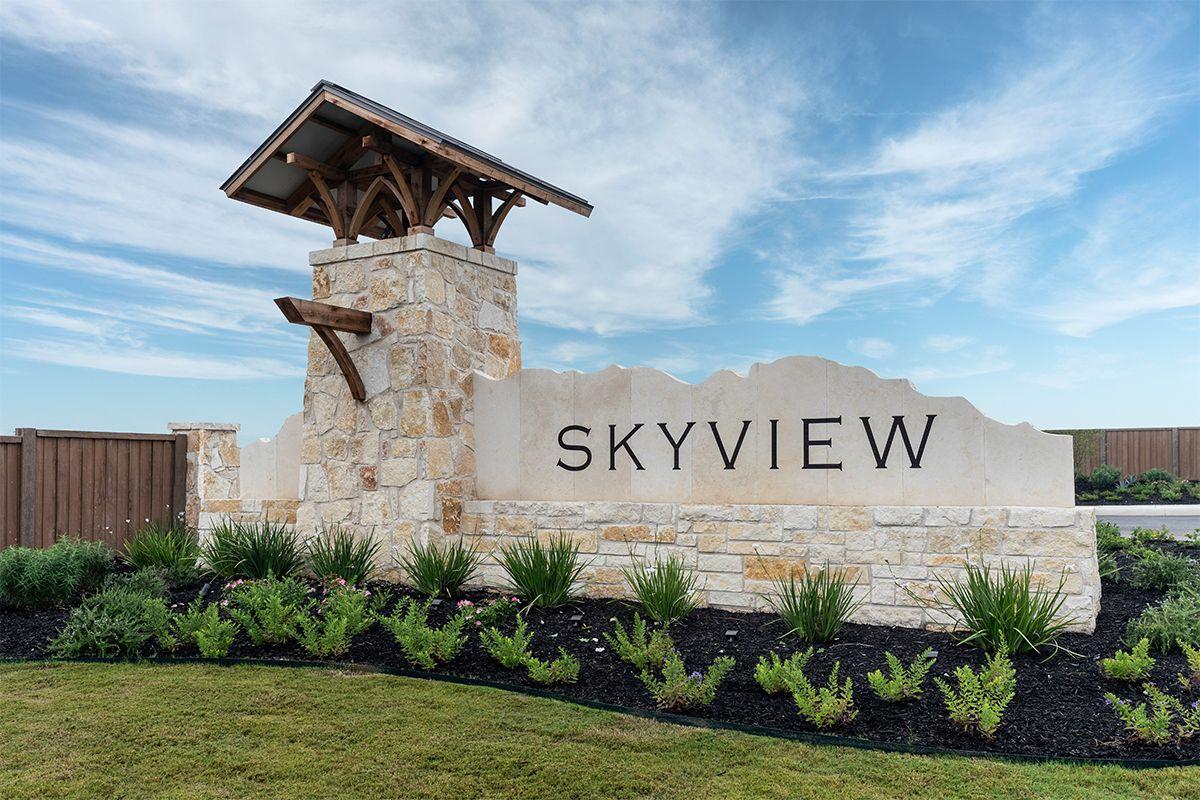 Sky View,78109