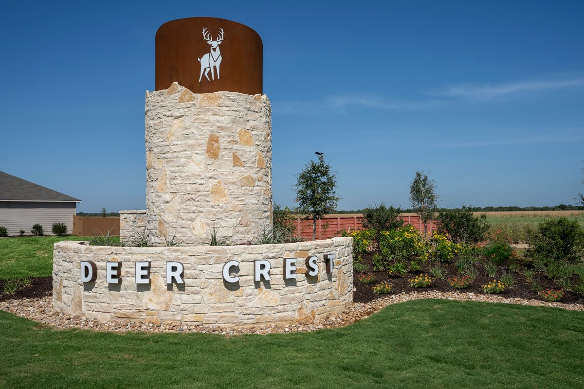 Deer Crest - Heritage Collection,78130