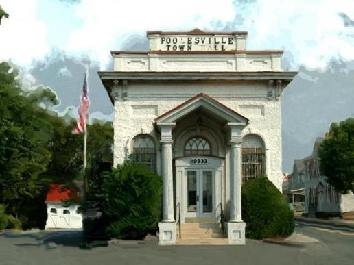 Historic Poolesville Town Hall