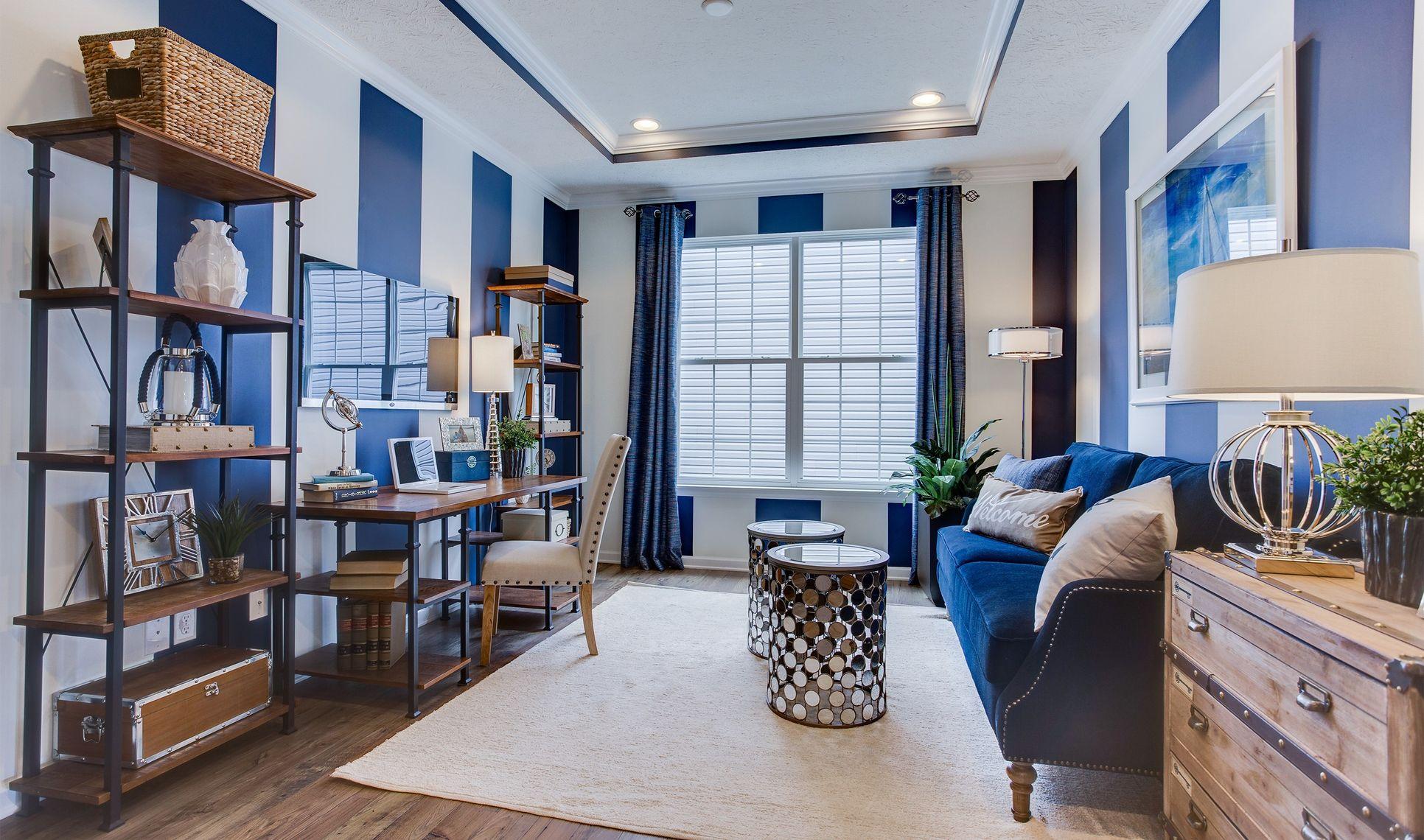 Interior:Formal home office