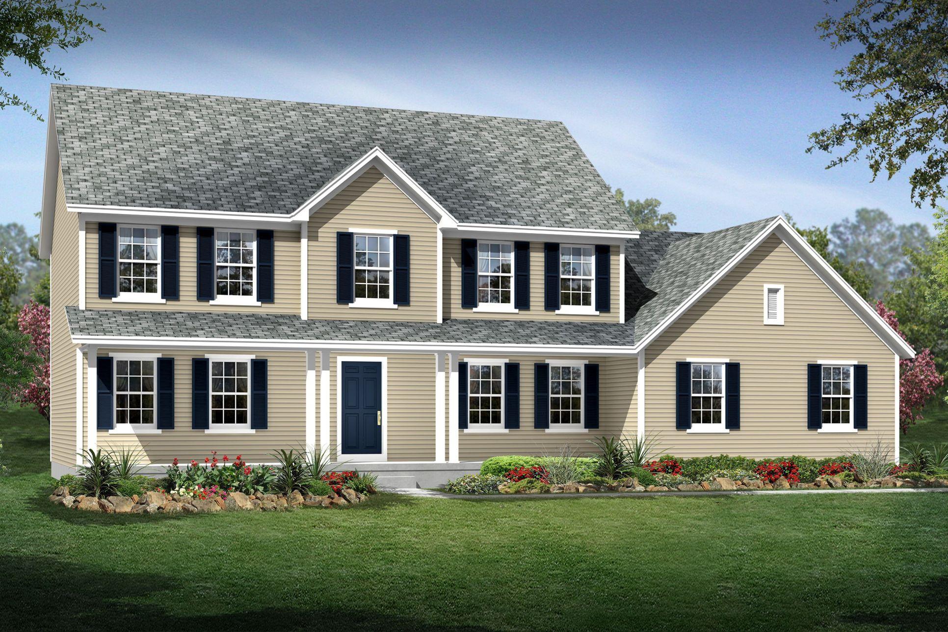 Exterior:New Hampshire II-B