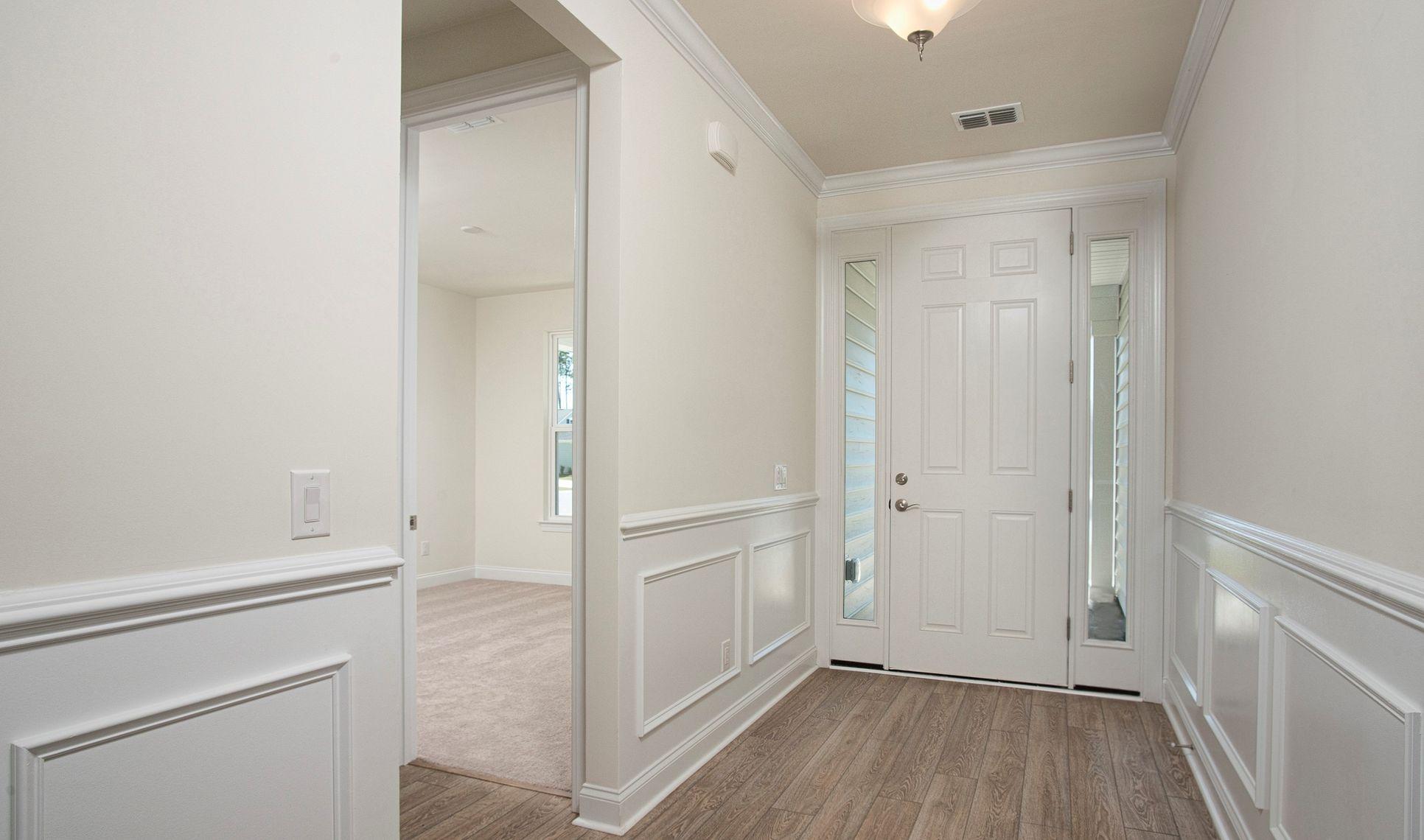 Interior:Inviting entry way foyer