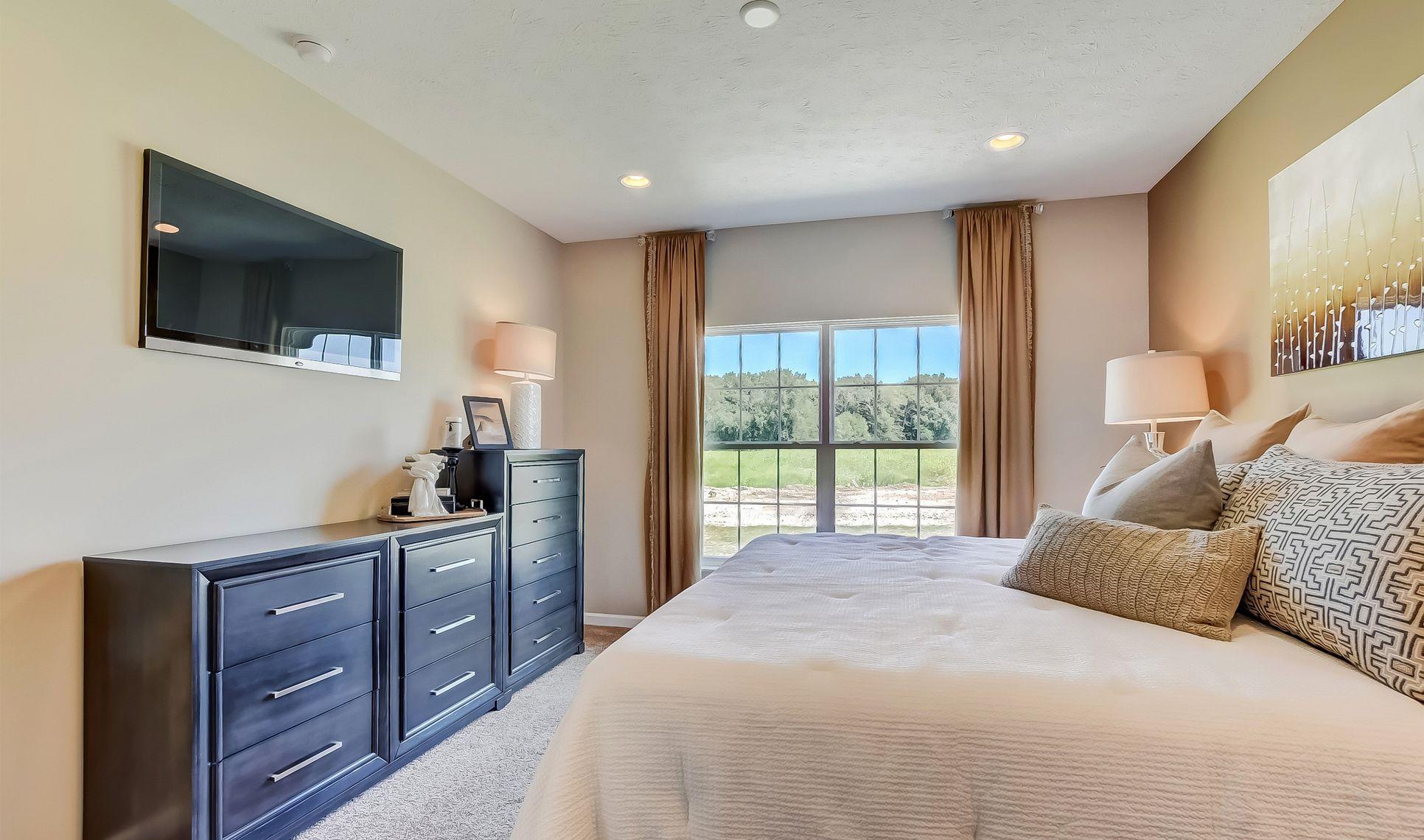 Interior:Private owner's suite