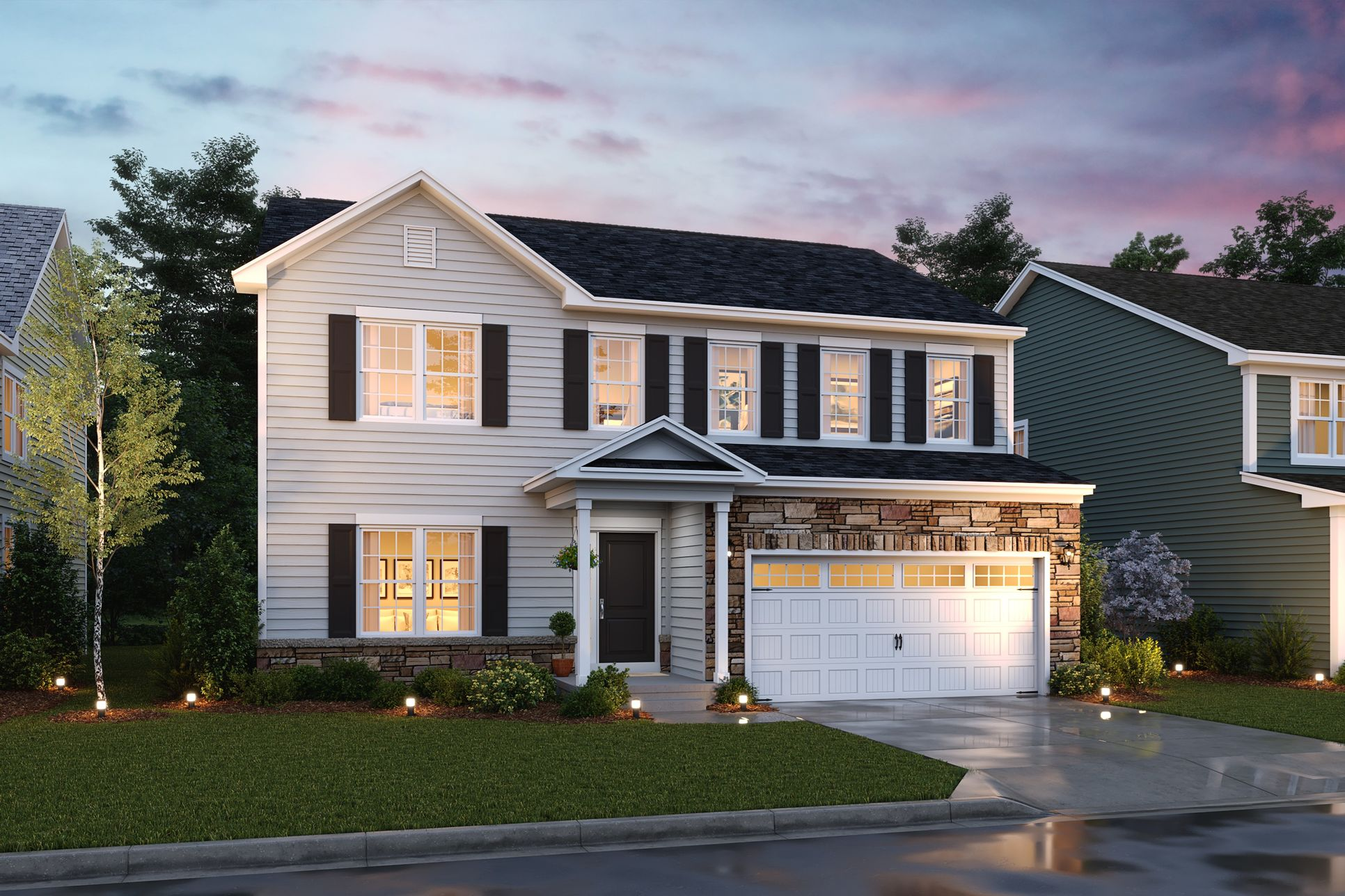 Exterior:Brantwood with Morning Room BT