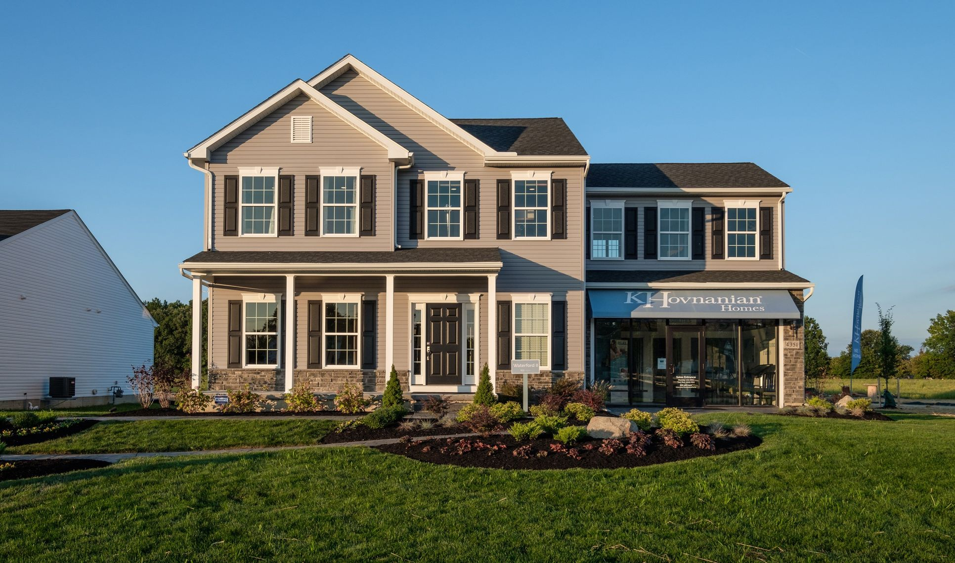 Asbury Pointe in Painesville, OH :: New Homes by K ...