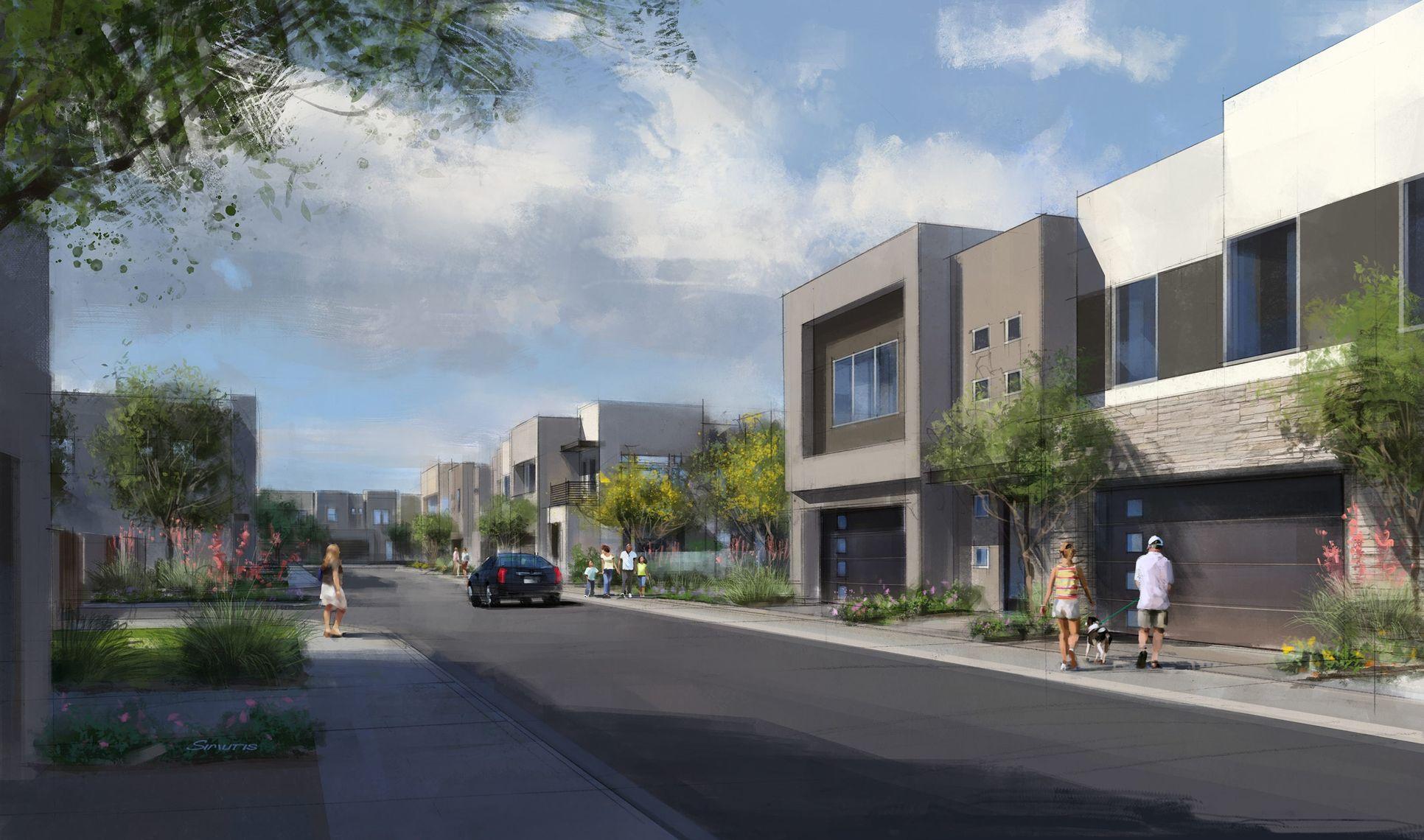skye-street-scene-new-homes-scottsdale-az