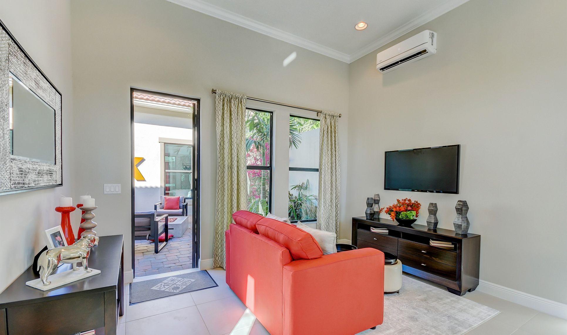 Interior:Cozy casita for overnight guests