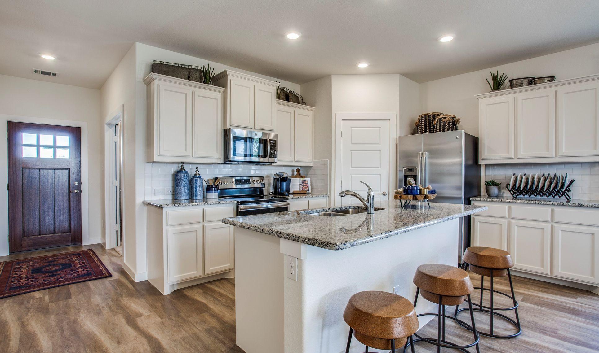 Interior:Stunning kitchen