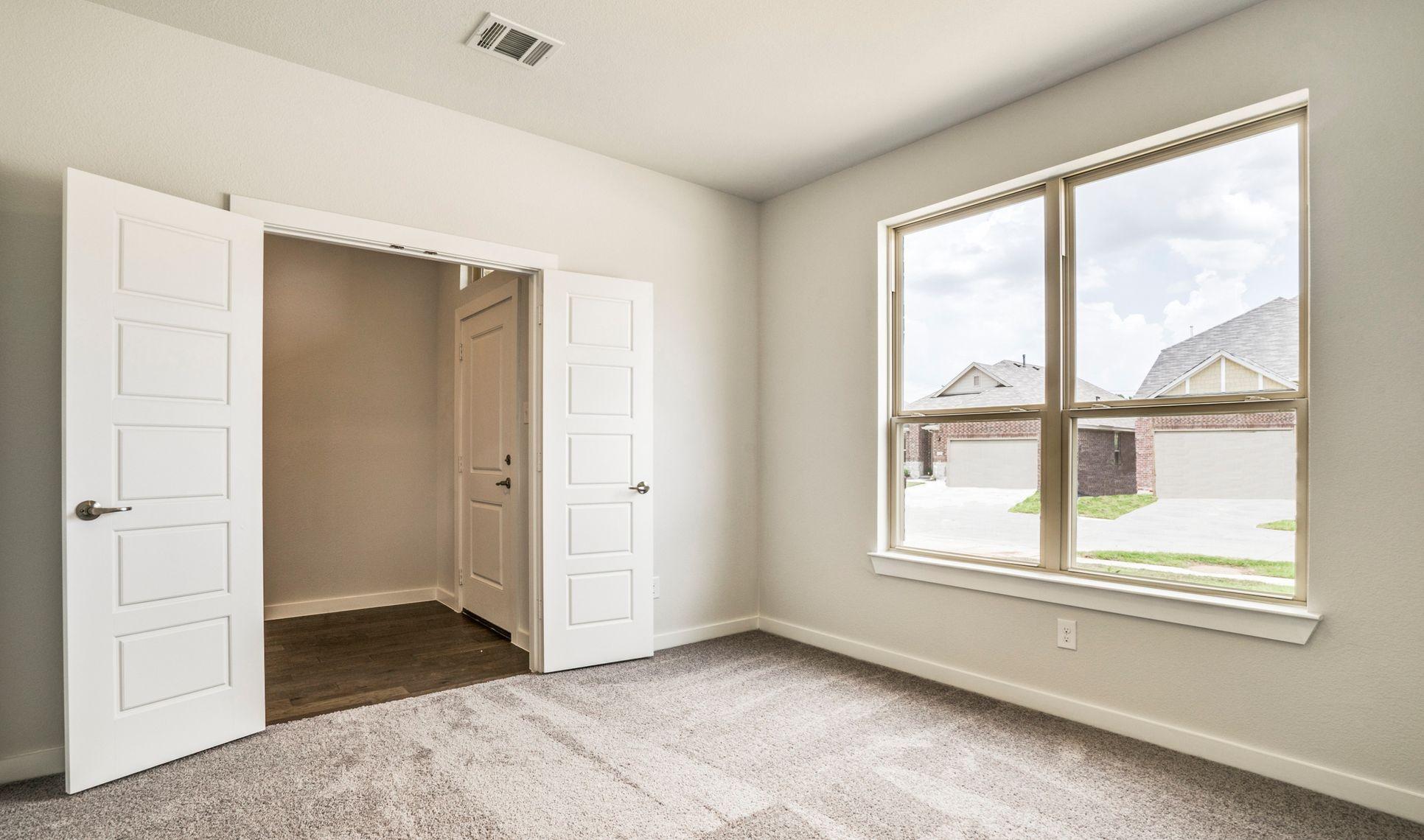 Interior:Quiet home office