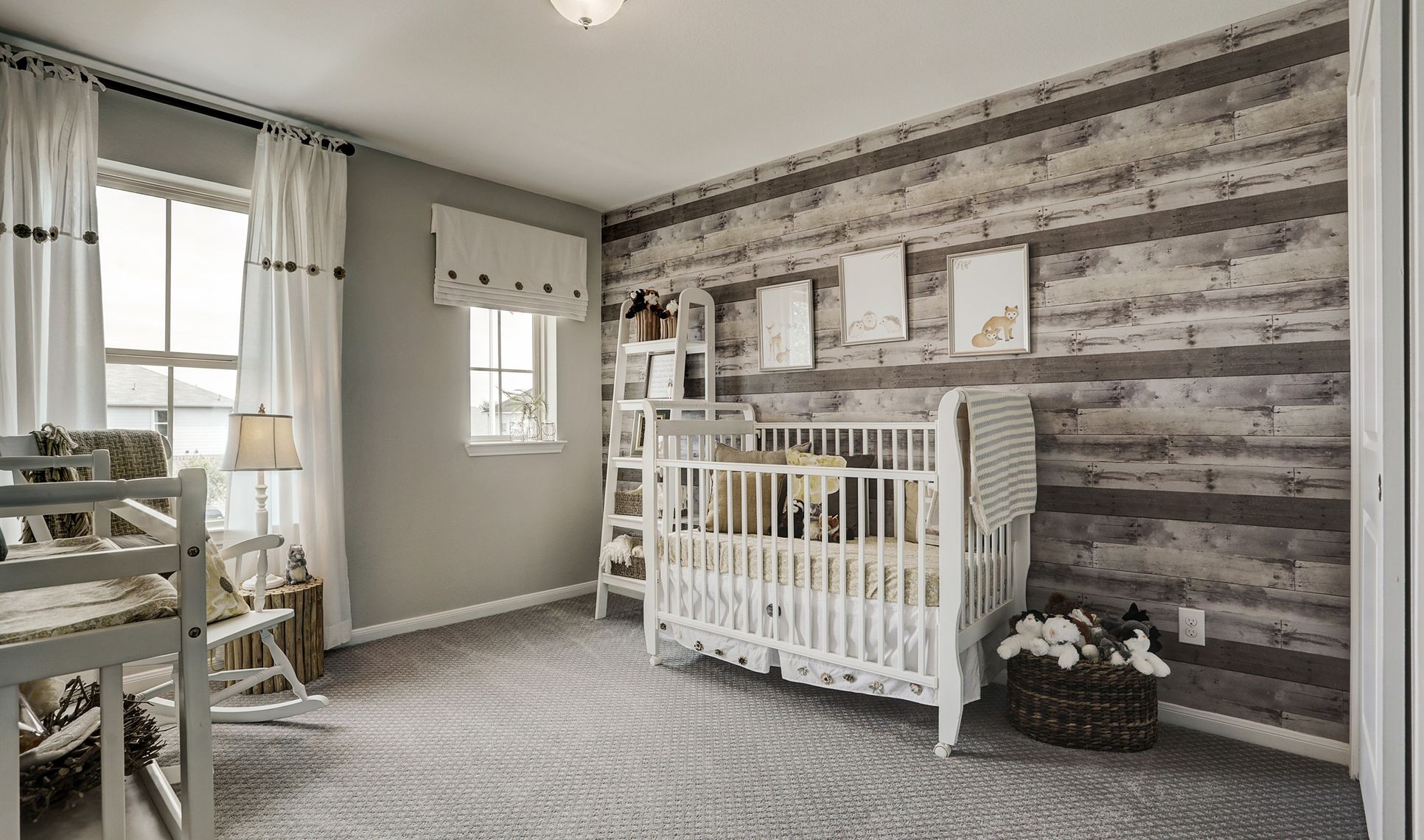 Interior:Bedroom 4