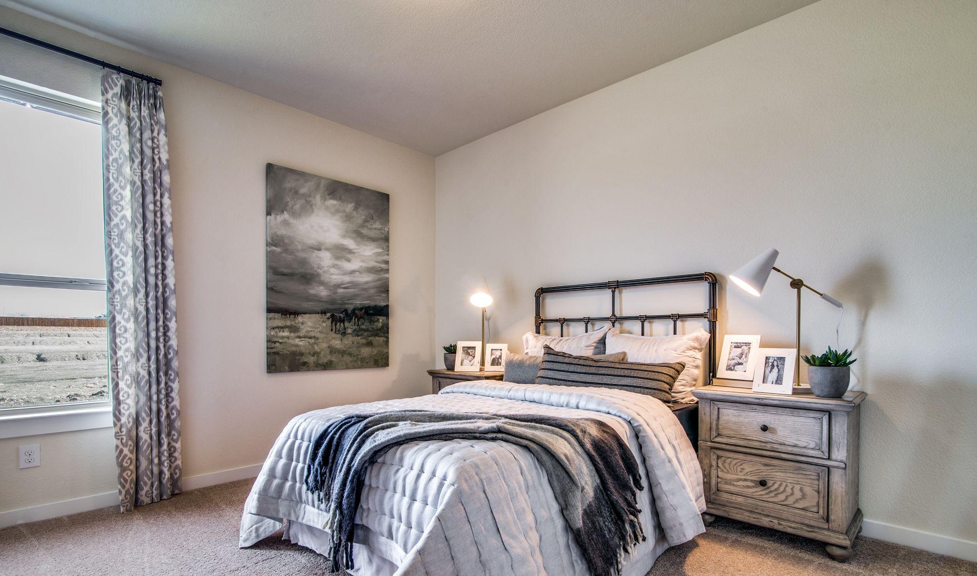 Interior:Bedroom 2