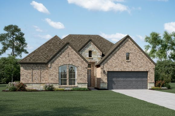 Exterior:Chandler II - E - With stone