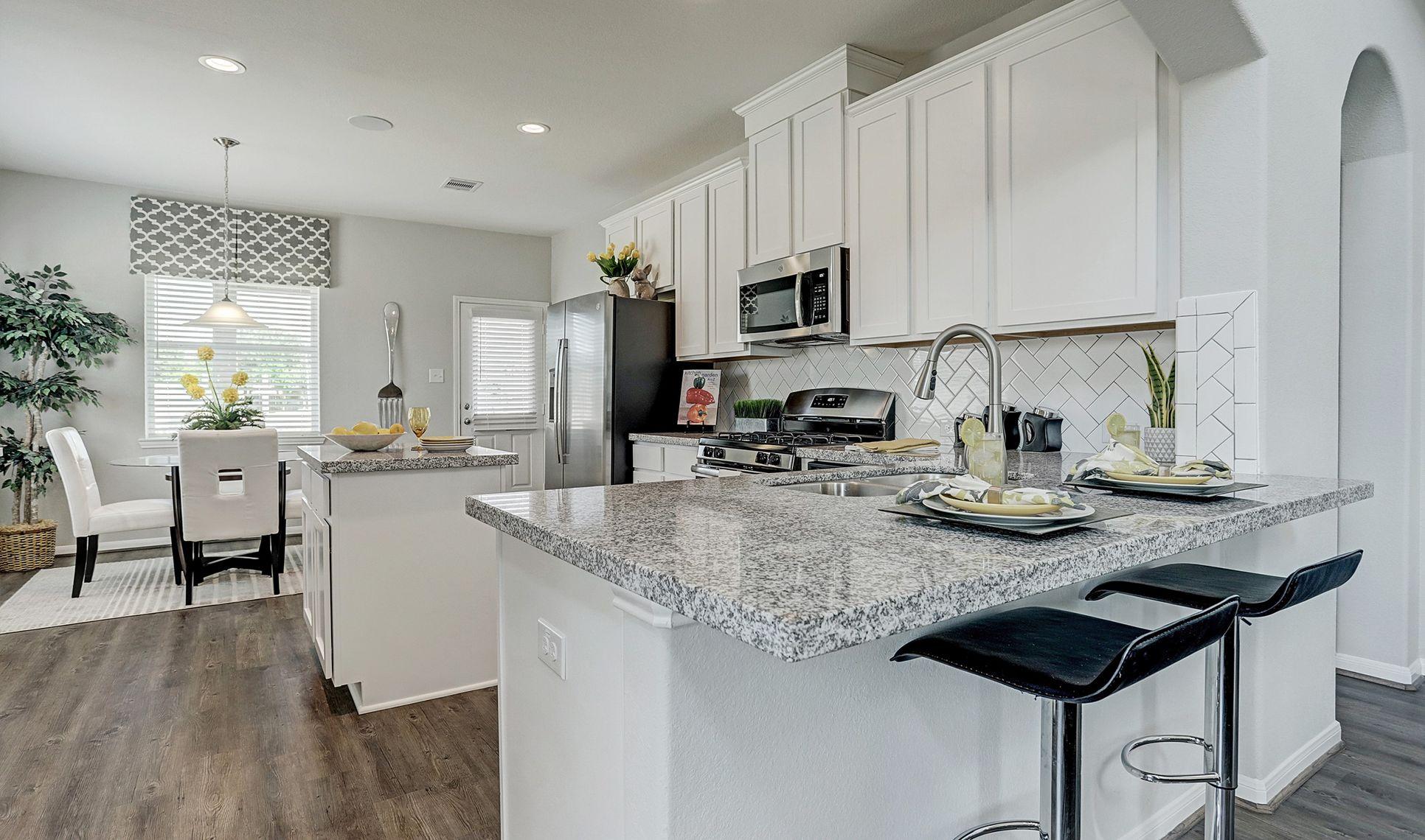 Interior:Lovely kitchen