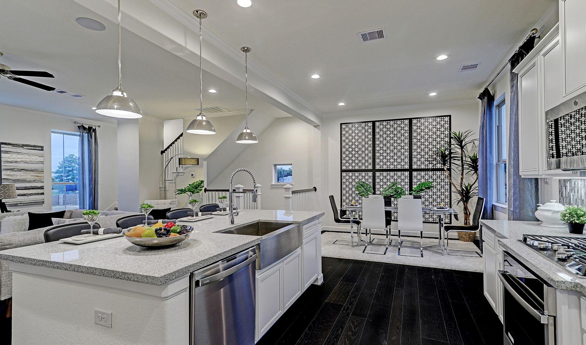 Interior:Gorgeous kitchen