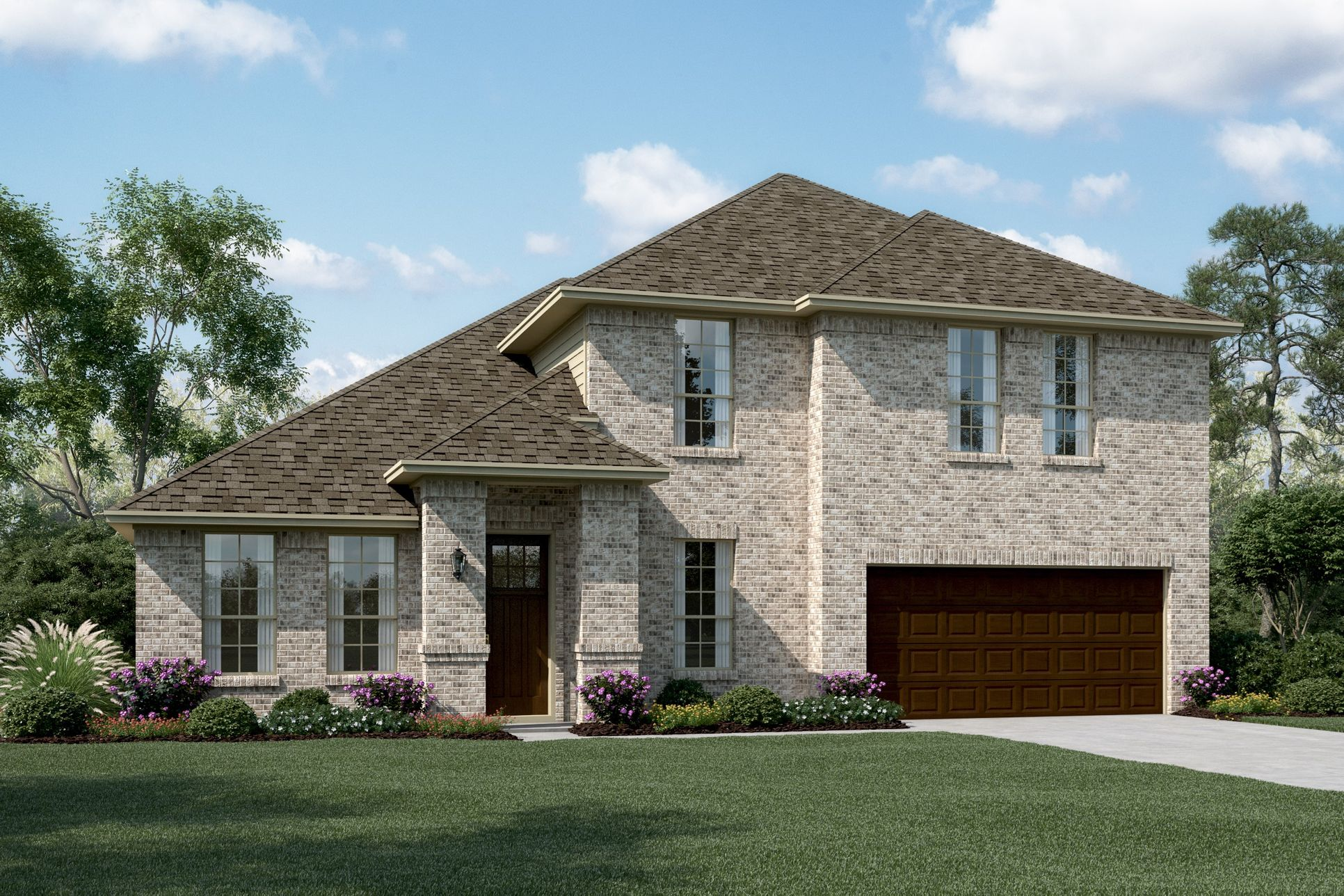 Exterior:Brentwood II - A