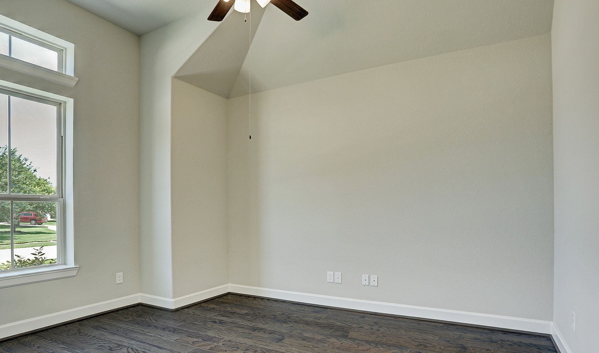 Interior:Home office off foyer