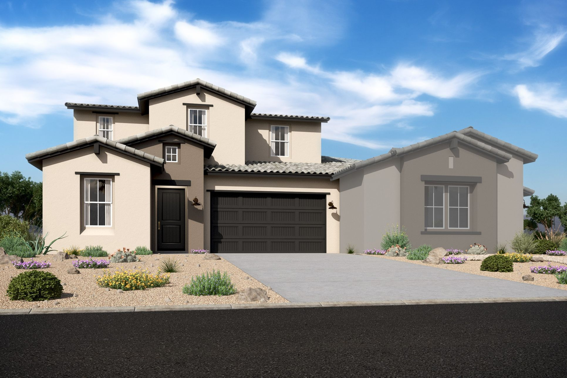 Exterior:Meridian Desert Ranch G with Ascent