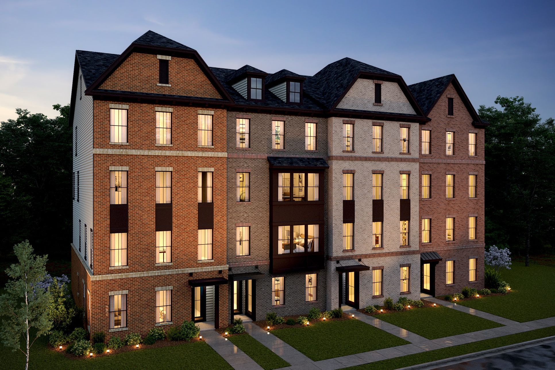 Exterior:Luxurious Condominiums