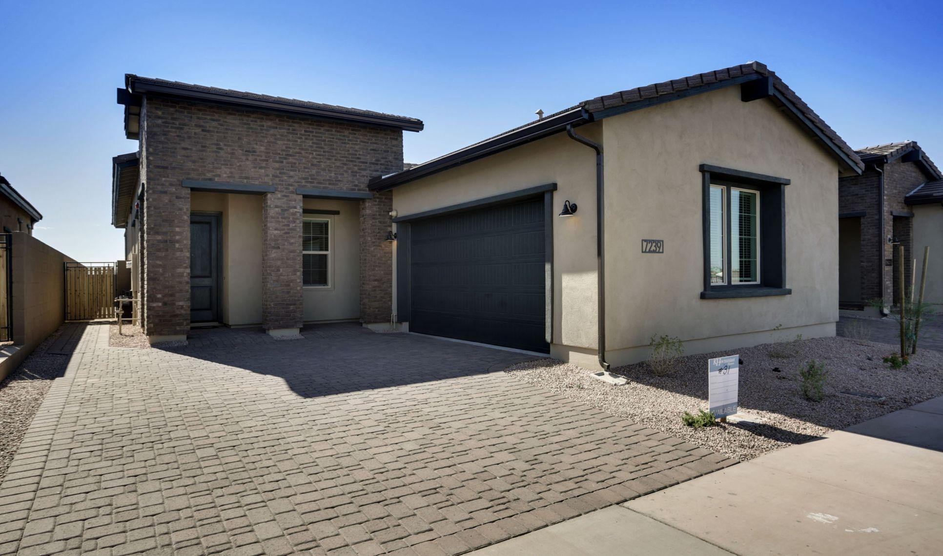 Exterior:Apex Desert Modern Ranch
