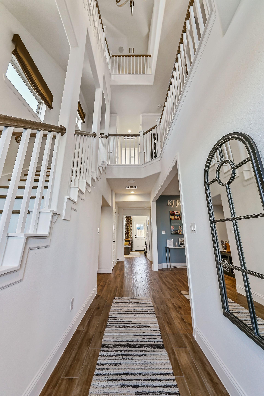 Interior:Multi-story entrance