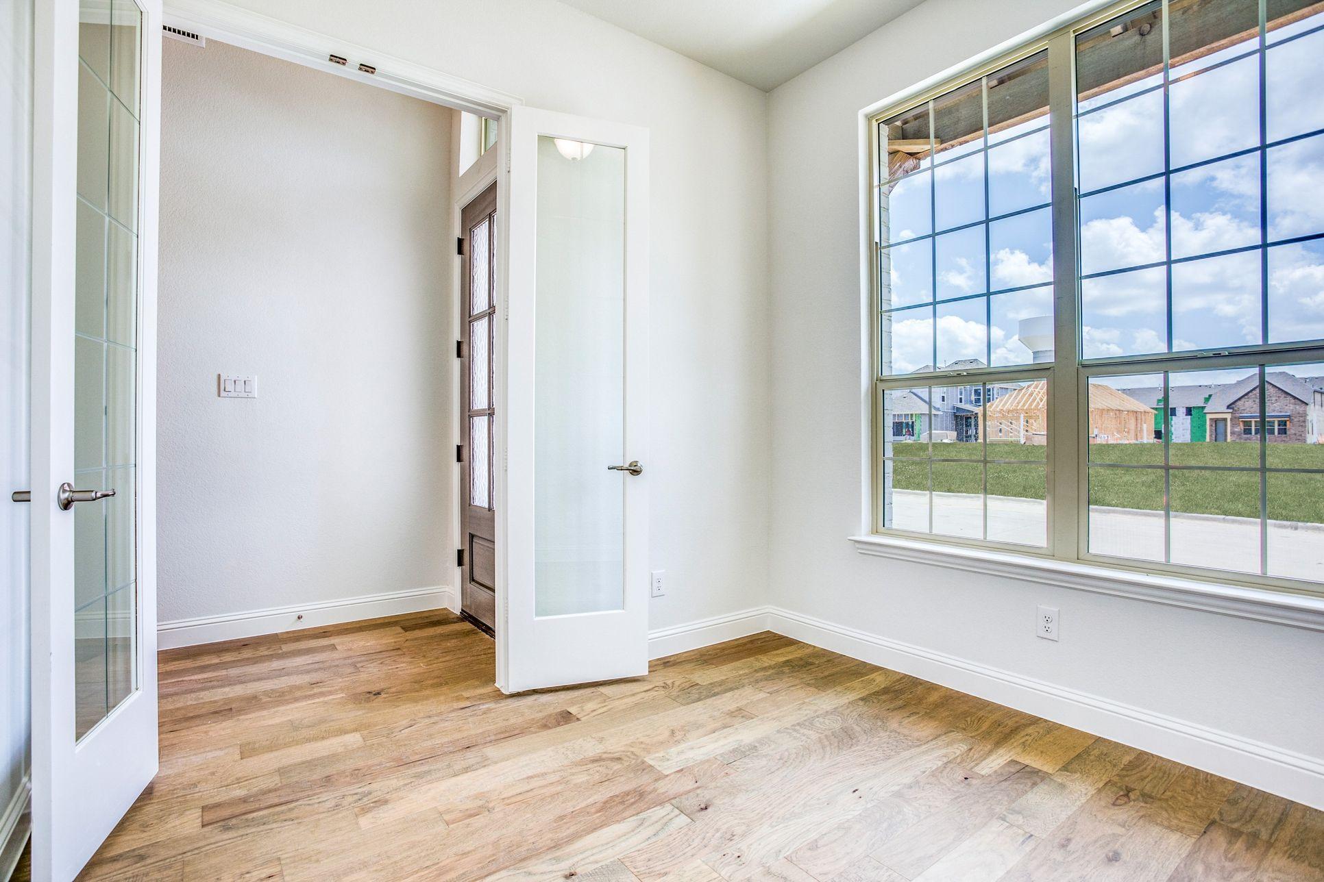 Interior:Private home office
